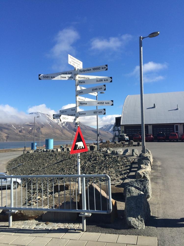 Svalbardting (1/6)